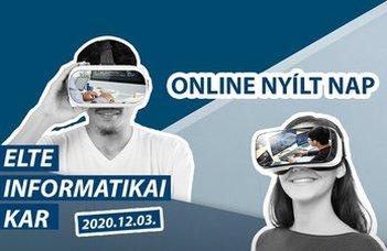 Az idei évben online rendezzük meg